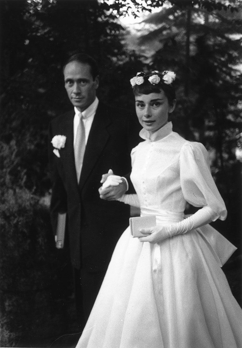 Featured Photo of Audrey Hepburn Wedding Hairstyles