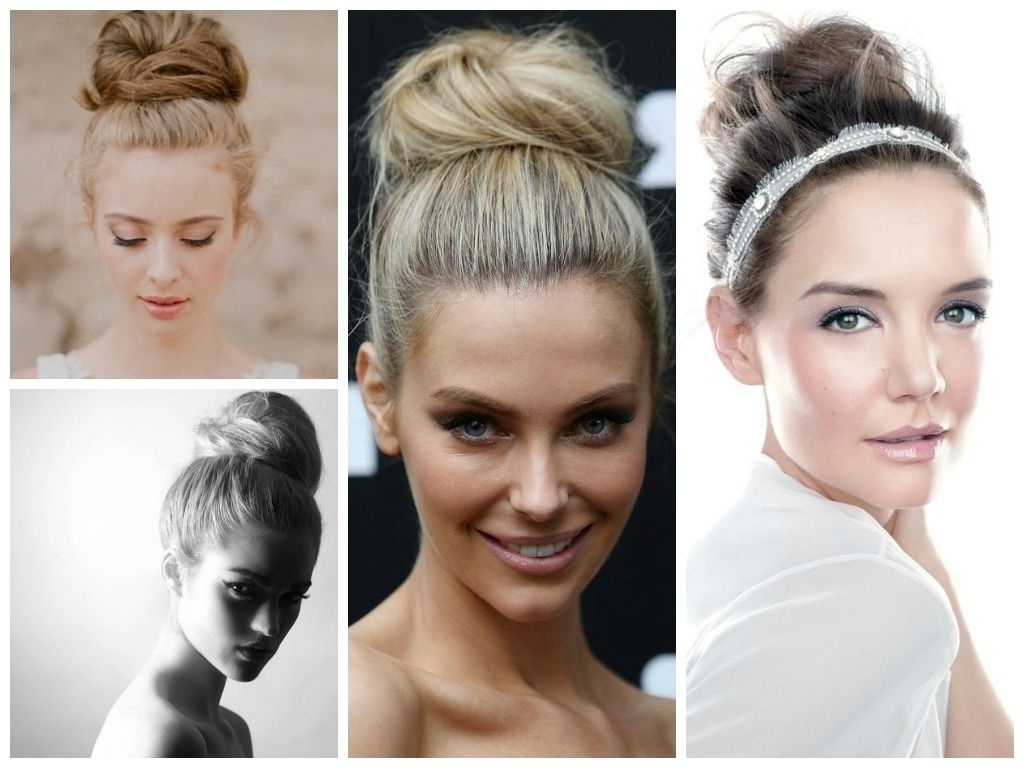 Wedding Hair Ideas (View 12 of 15)