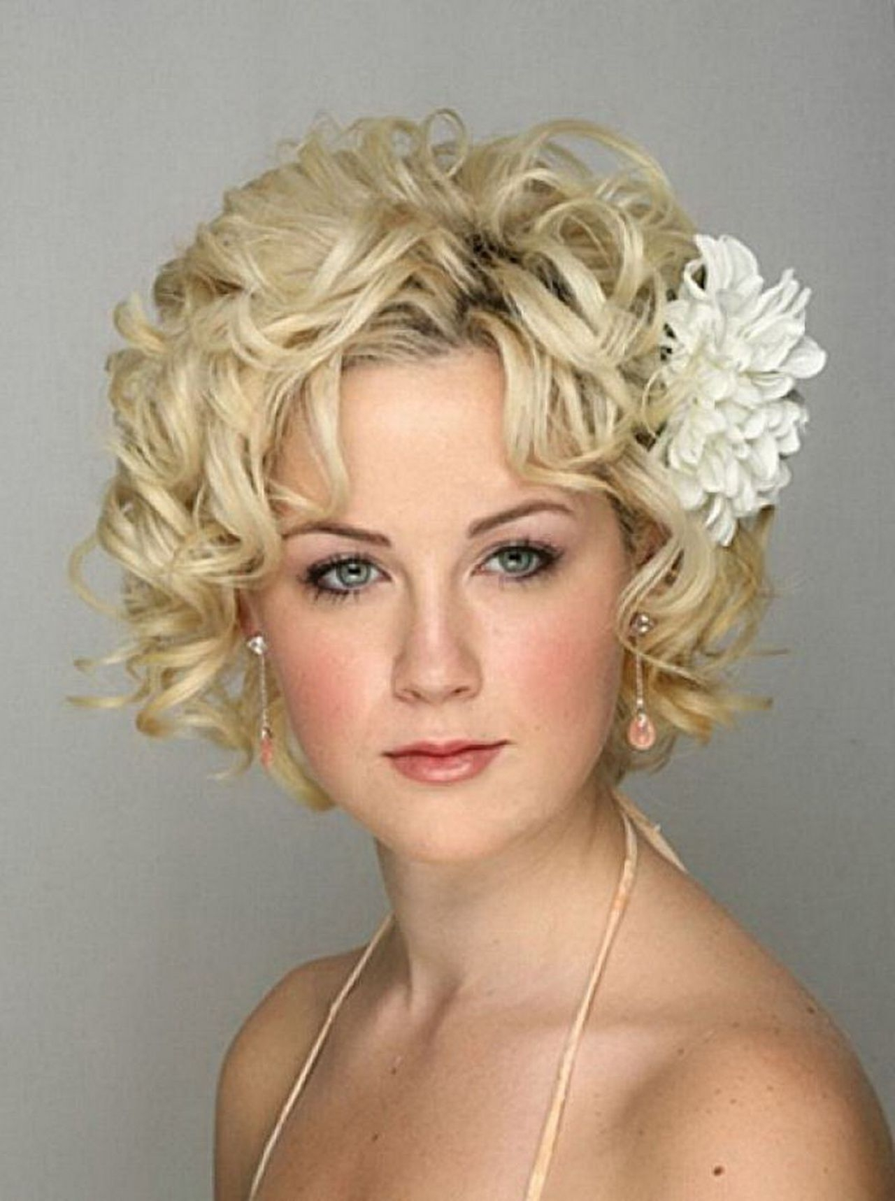 Wedding Hair Intended For Recent Wedding Hairstyles For Short Hair With Veil (View 4 of 15)
