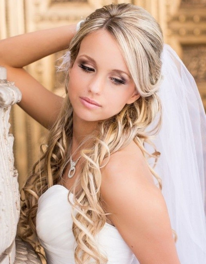 Wedding Hair Updos With Tiara And Veil (806×1126) (View 16 of 16)