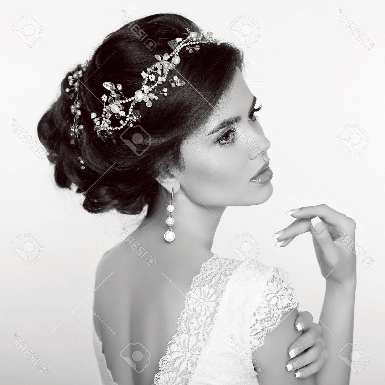 Wedding Hairstyle (View 10 of 15)