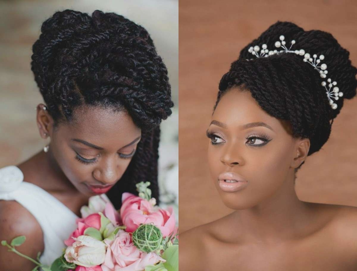Wedding Hairstyles 2017 Awesome Spring Season Box Braids Wedding Inside Most Up To Date Wedding Hairstyles With Box Braids (View 7 of 15)