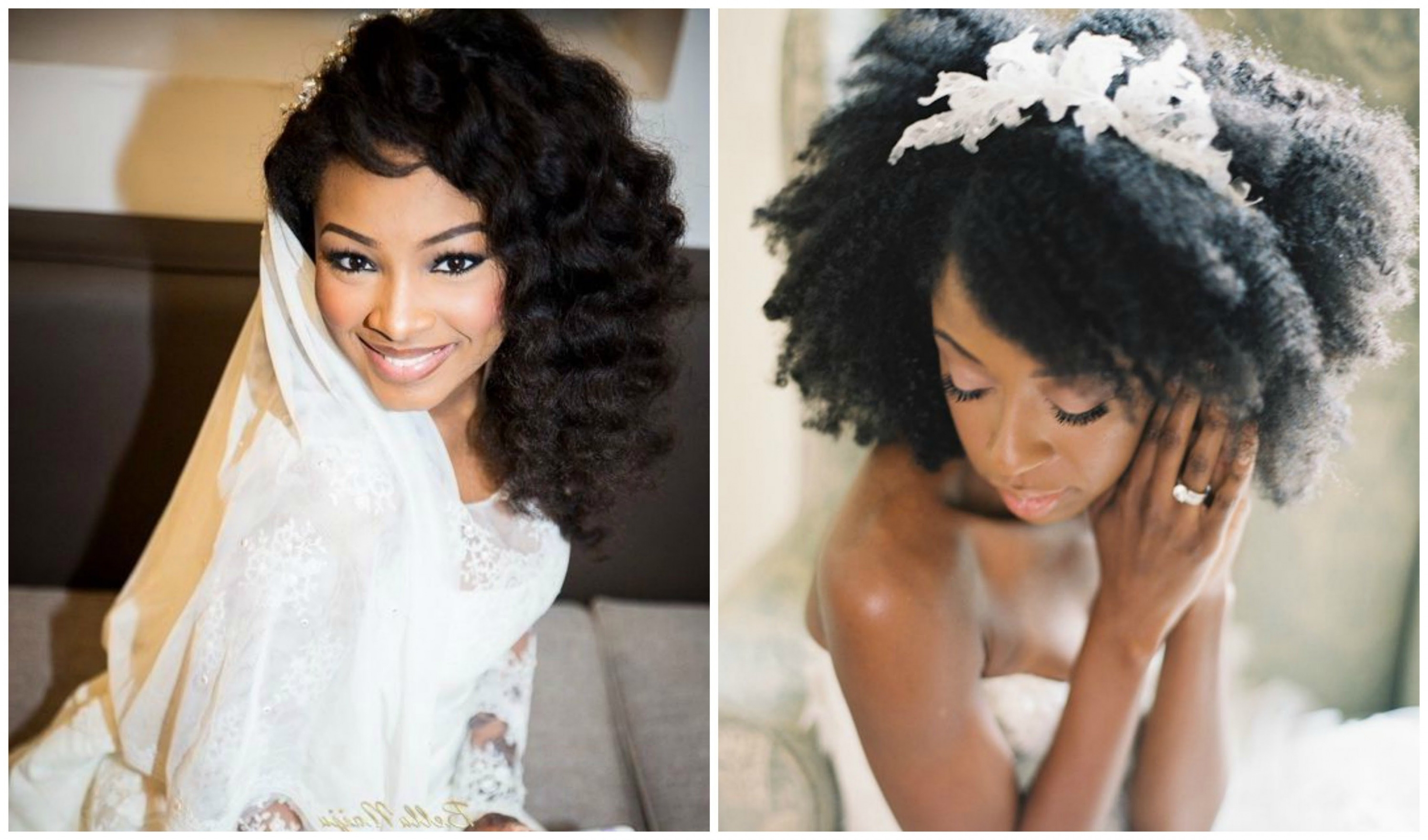 Wedding Hairstyles For Black Women – Youtube (View 13 of 15)