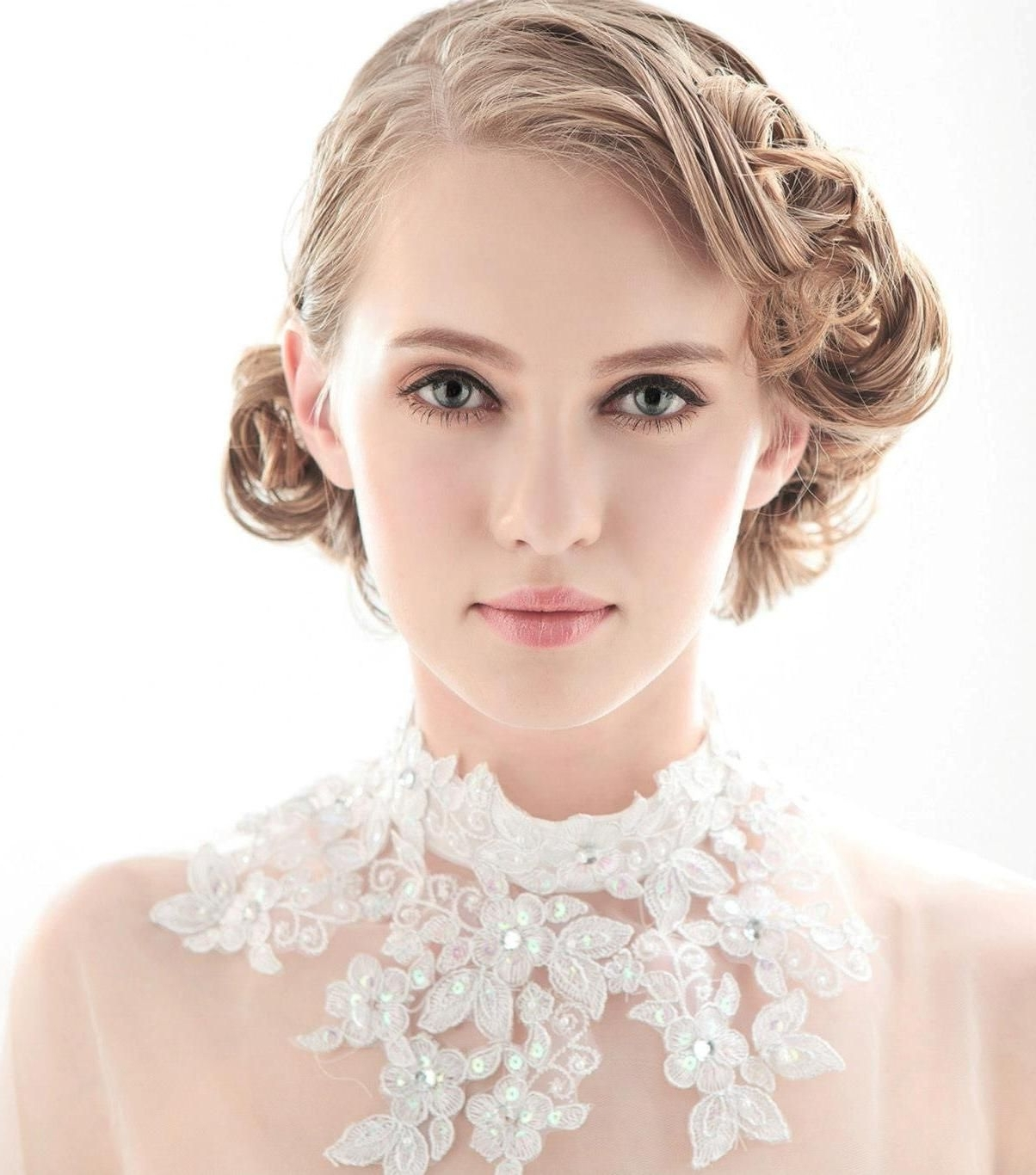 Wedding Hairstyles For Brides (View 14 of 15)