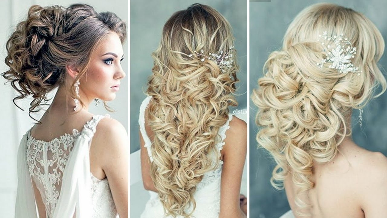 Wedding Hairstyles For Long Hair (View 14 of 15)