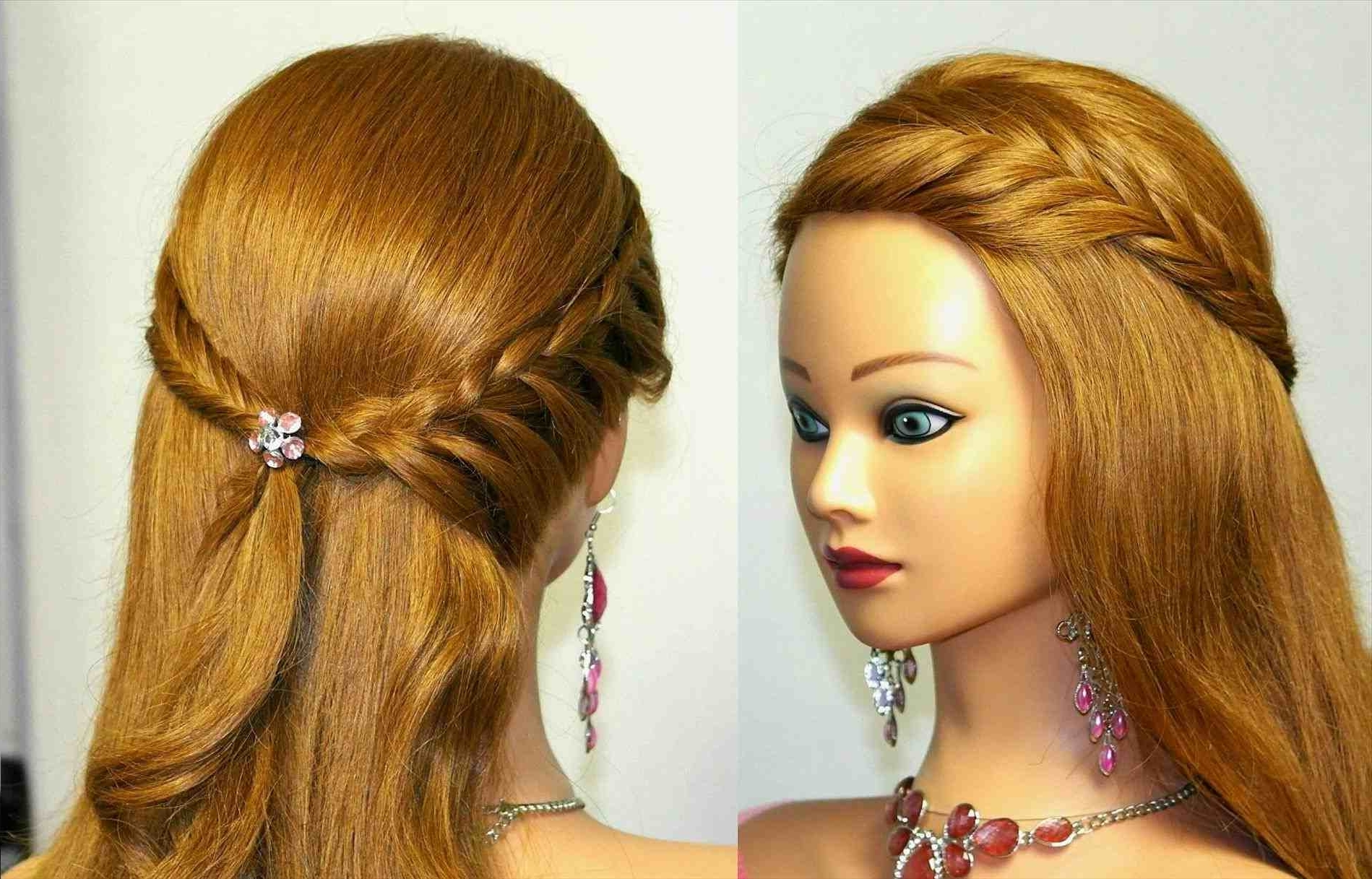 Wedding Hairstyles For Medium Length Straight Hair (View 7 of 15)