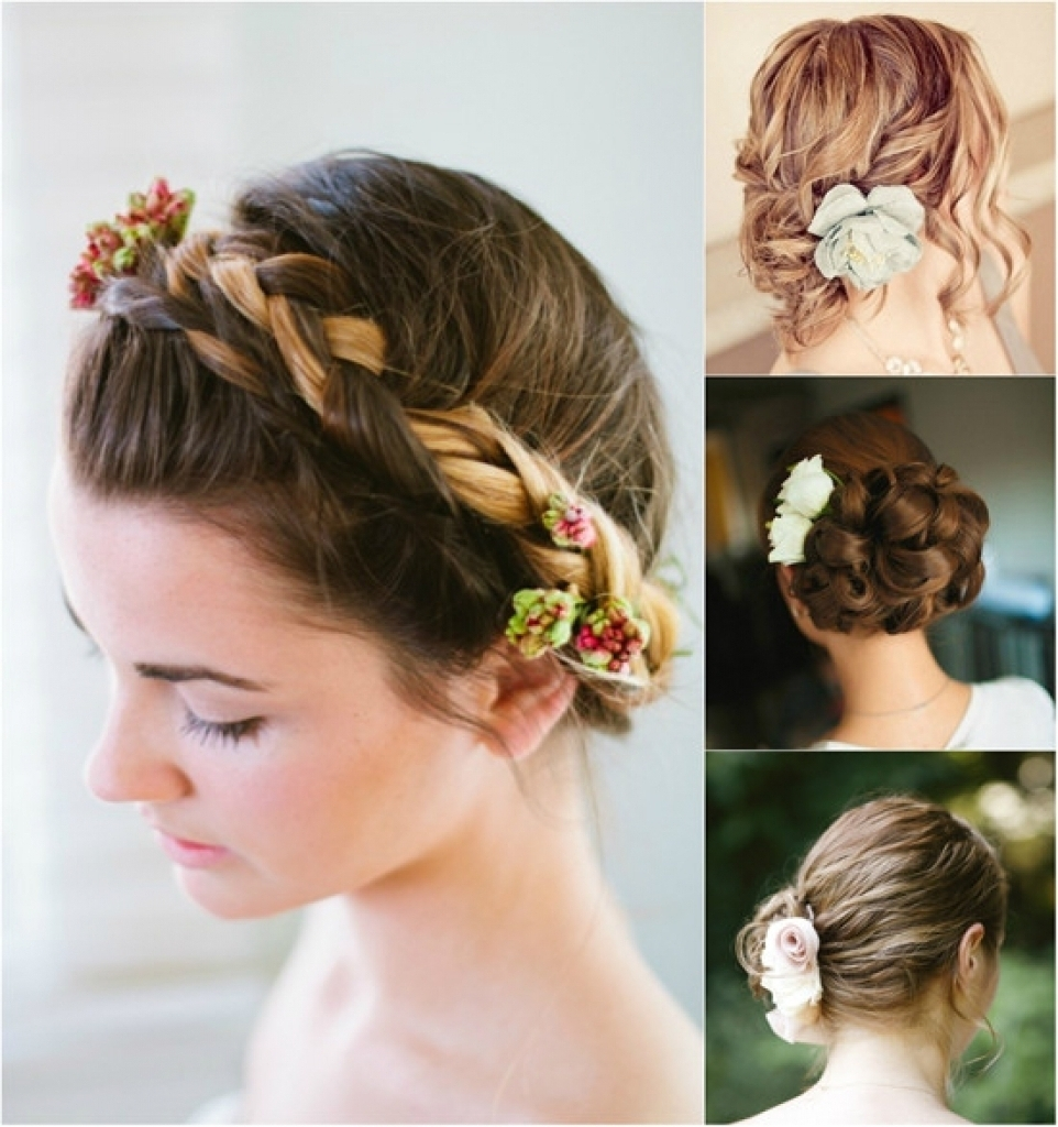 Wedding Hairstyles For Short Hair With Extensions 12 Best Wedding Regarding Current Wedding Hairstyles For Short Hair With Extensions (View 15 of 15)