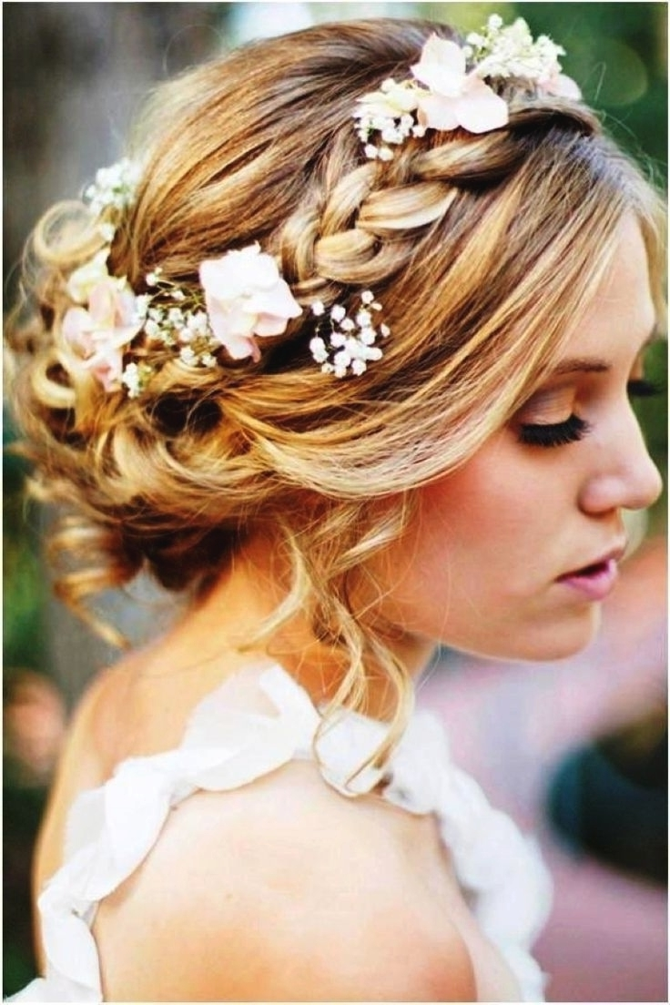 Wedding Hairstyles For Short Medium Length Hair (View 3 of 15)