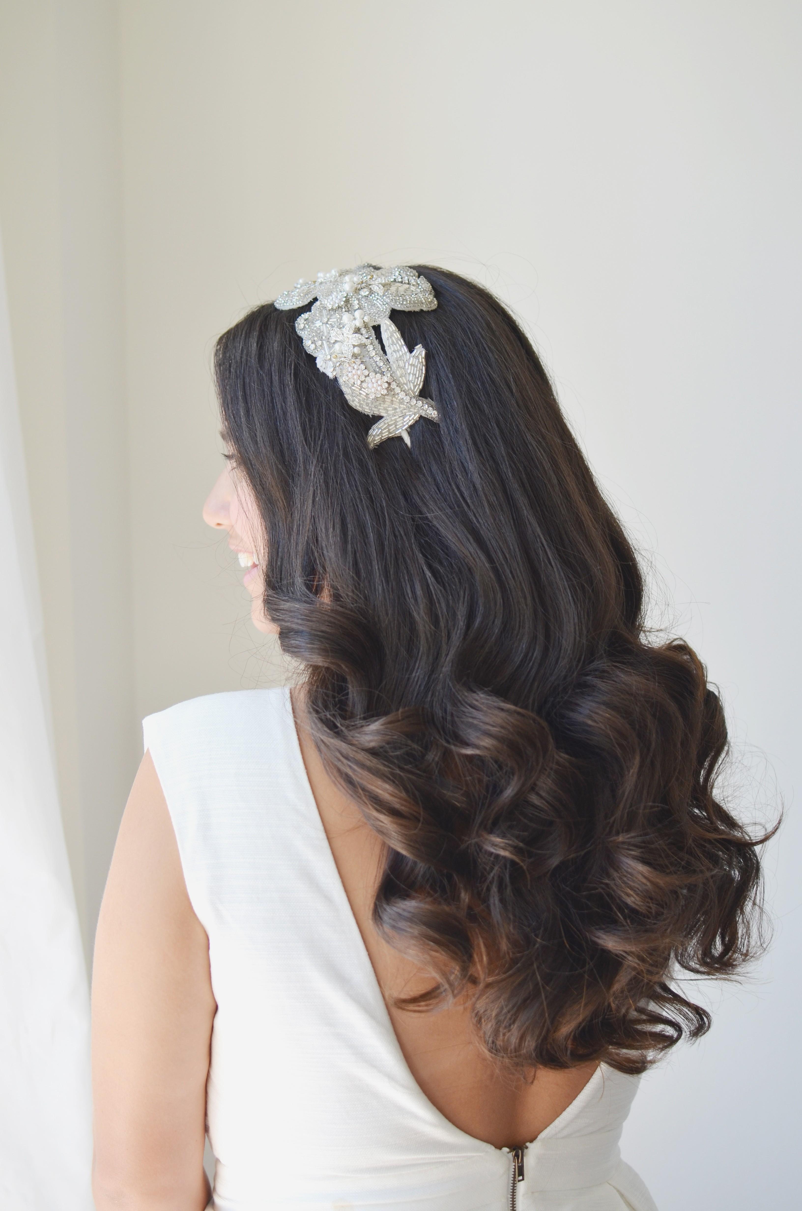 Wedding Hairstyles : Fresh Brunette Wedding Hairstyles For A Round With Regard To 2017 Brunette Wedding Hairstyles (View 13 of 15)