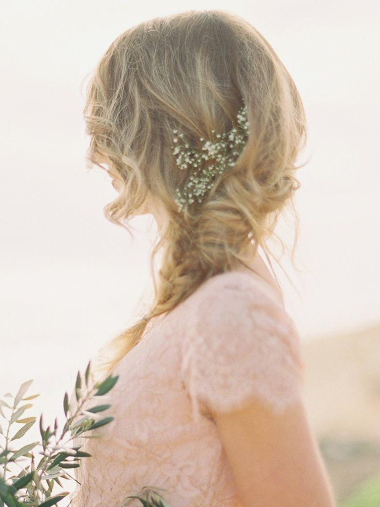 Wedding Hairstyles : Hairstyles For Wedding Bridesmaids Wedding In Most Up To Date Country Wedding Hairstyles For Bridesmaids (View 15 of 15)