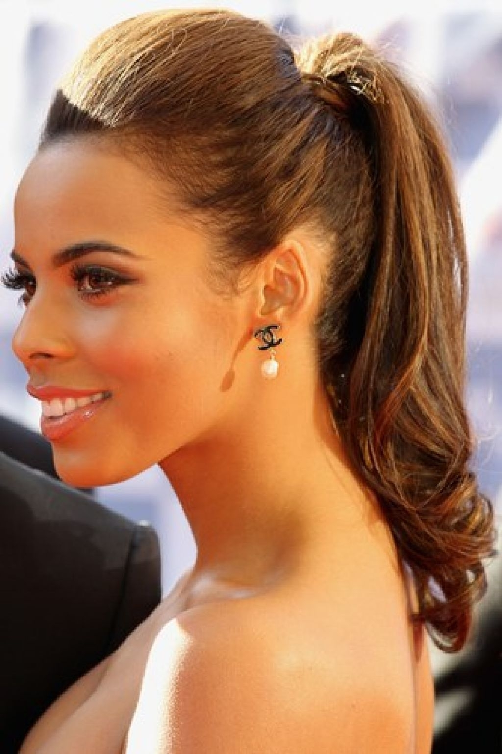 Wedding Hairstyles Ideas: Pulled Back Low Updo Wedding Guest Intended For Famous Wedding Hairstyles For Long Hair Pulled To The Side (View 15 of 15)