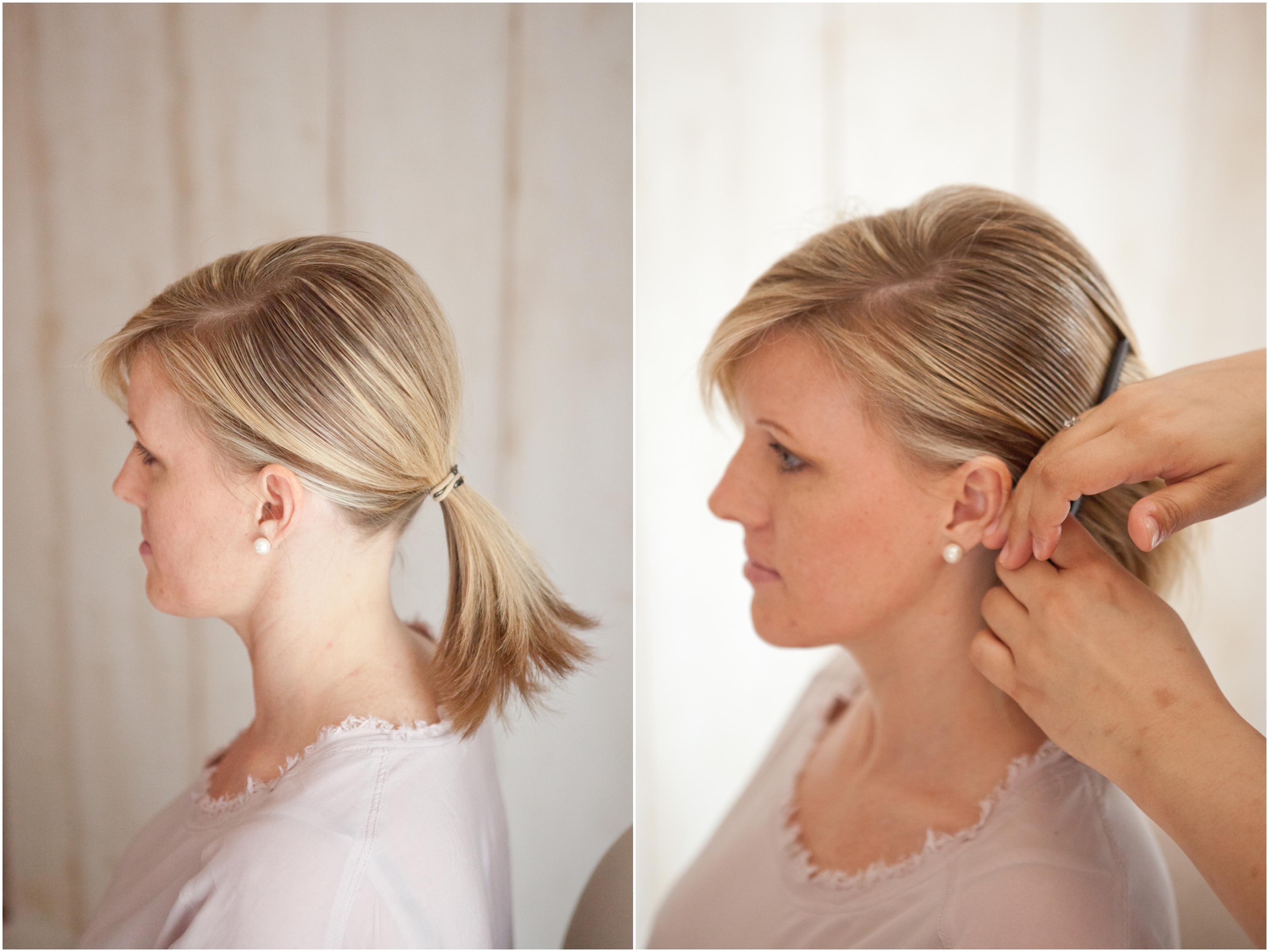 Wedding Hairstyles Low Bun Bangs Diy (View 13 of 15)