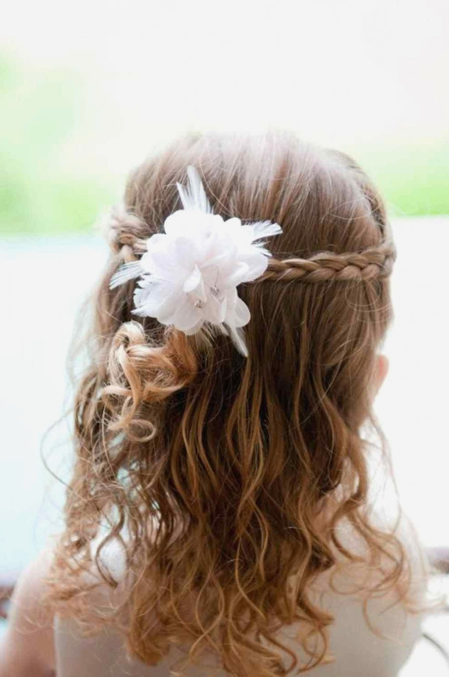 Wedding Hairstyles : New Kids Hairstyle For Wedding New Hairstyle Intended For Fashionable Wedding Hairstyles For Kids (View 9 of 15)