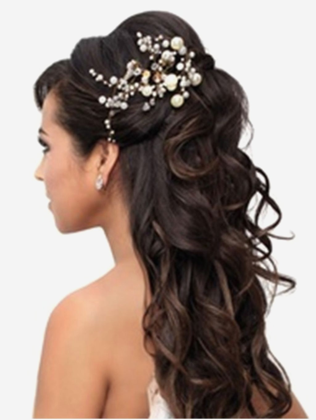Wedding Hairstyles : Summer Wedding Hairstyles For Long Hair To Make For Well Liked Summer Wedding Hairstyles For Long Hair (View 13 of 15)