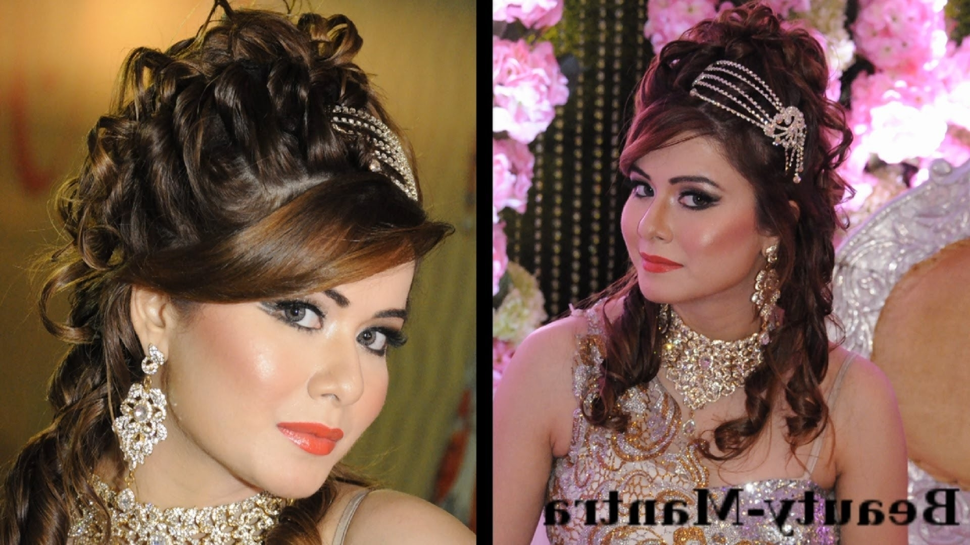 Featured Photo of Wedding Hairstyles And Makeup