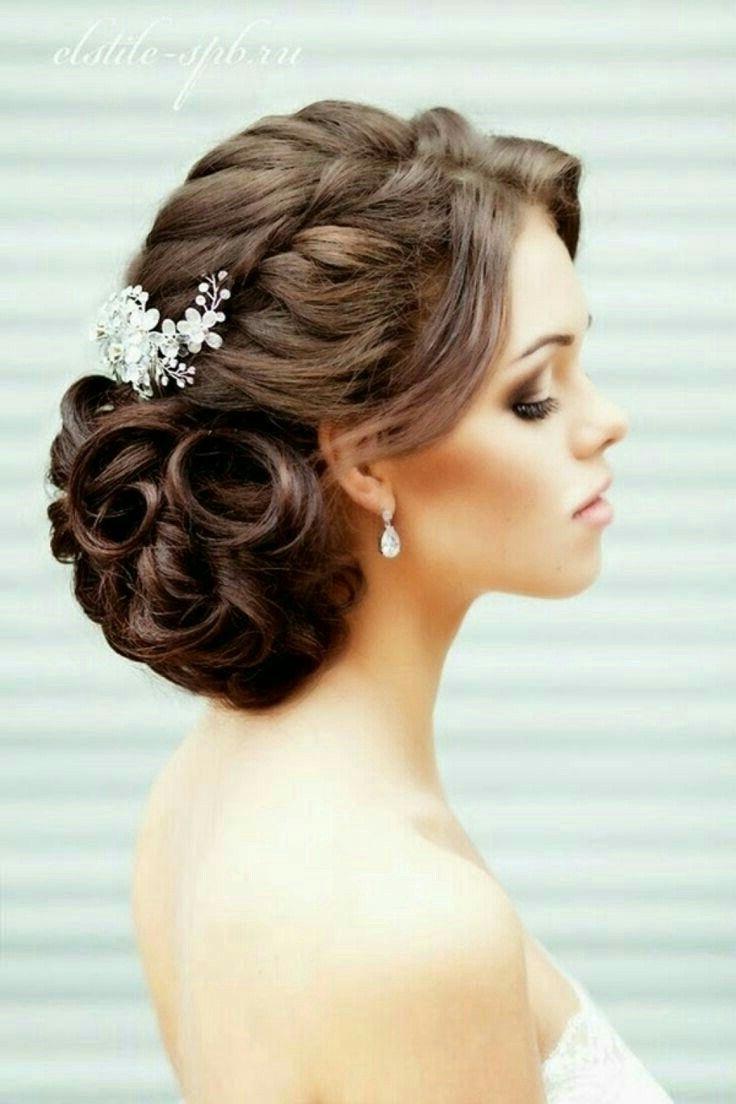 Wedding Makeup, Hair (View 15 of 15)