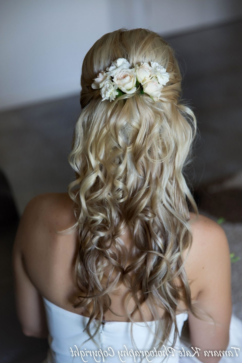 Wedding : Overstockh Wedding Hairstyles Image Concept For Throughout Most Current Beach Wedding Hairstyles For Bridesmaids (View 10 of 15)