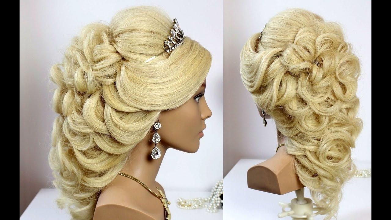 Wedding Prom Hairstyle For Long Hair (View 2 of 15)