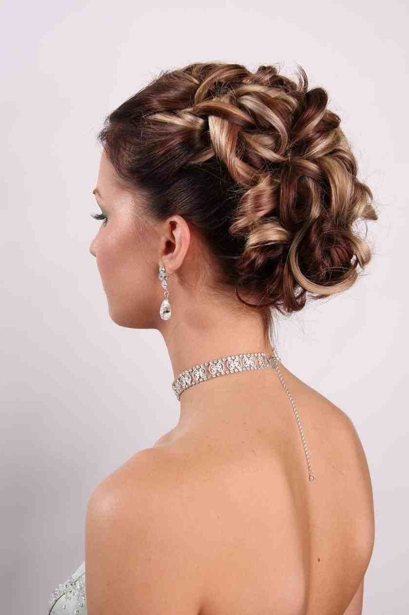 Wedding Updos For Thin Medium Length Hair (View 15 of 15)