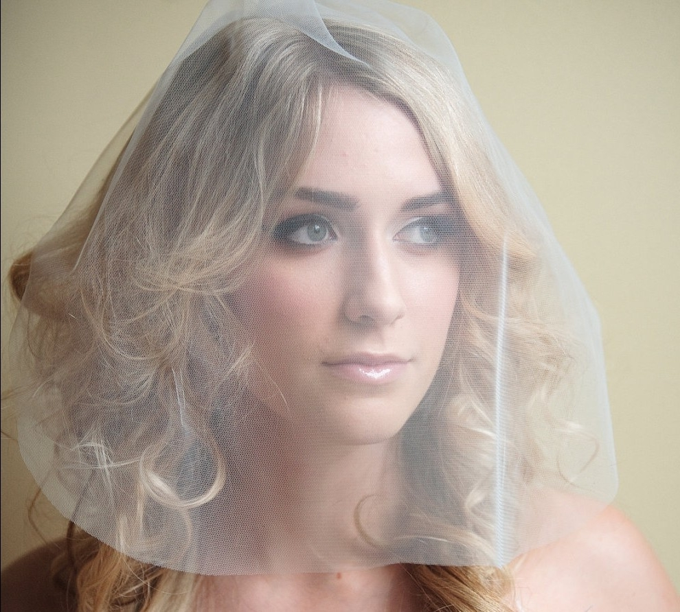 Wedding Veils: The Basics – New Orleans Wedding Planners Regarding 2017 Wedding Hairstyles With Veil Over Face (View 17 of 17)