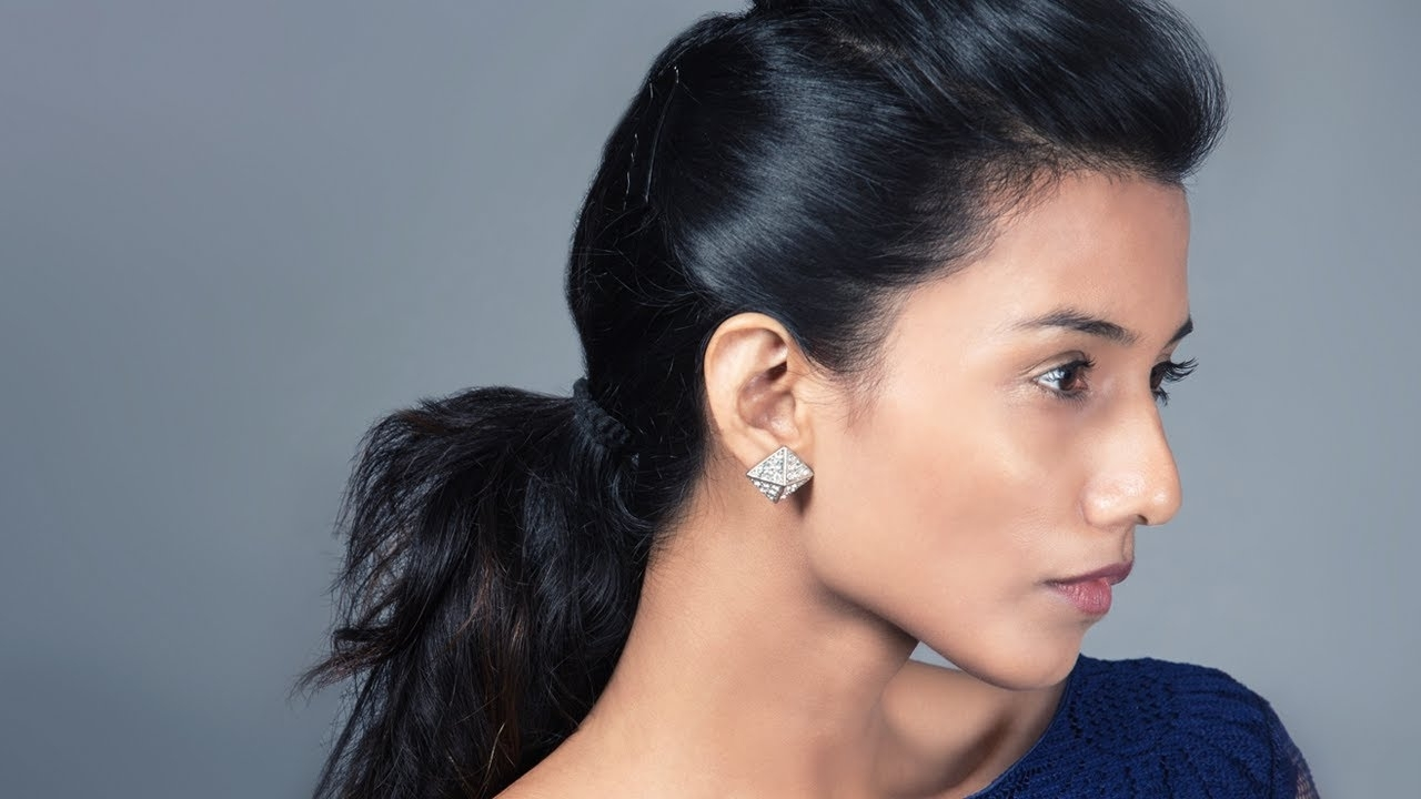 Well Known Bouffant Quiff Ponytail Wedding Hairstyles Pertaining To How To Do A Bouffant Ponytail Hairstyle Perfect For A Date Night (View 15 of 15)
