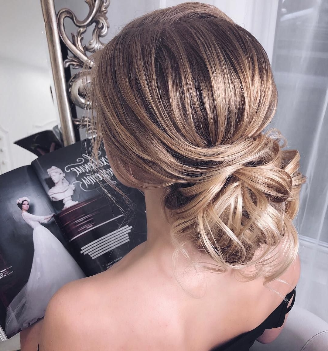 Well Known Messy Updos Wedding Hairstyles With 79 Beautiful Bridal Updos Wedding Hairstyles For A Romantic Bridal (View 14 of 15)