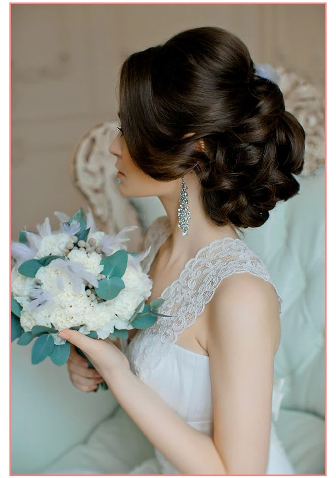 Well Known Vintage Updo Wedding Hairstyles For Beautiful Hairstyles Vintage Updo Wedding Hairstyles – Best (View 15 of 15)
