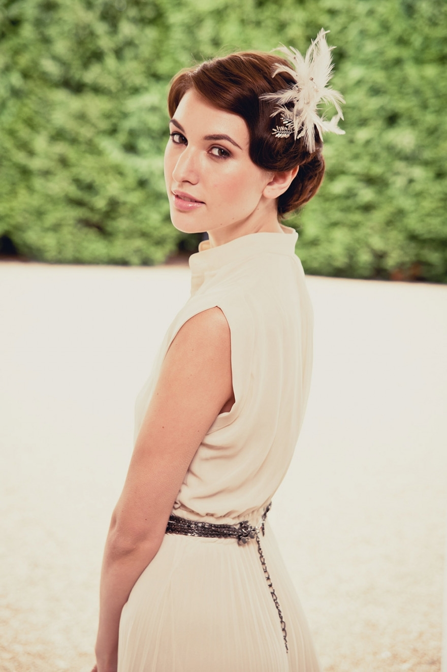 Well Known Vintage Wedding Hairstyles With Wedding Hairstyles Vintage (View 15 of 15)