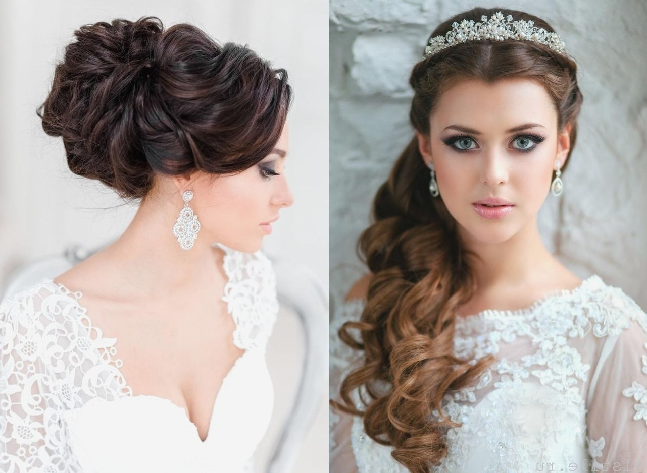 Well Known Wedding Entourage Hairstyles Pertaining To Wedding Hairstyles : Fresh New Hairstyles For Wedding Download (View 5 of 15)