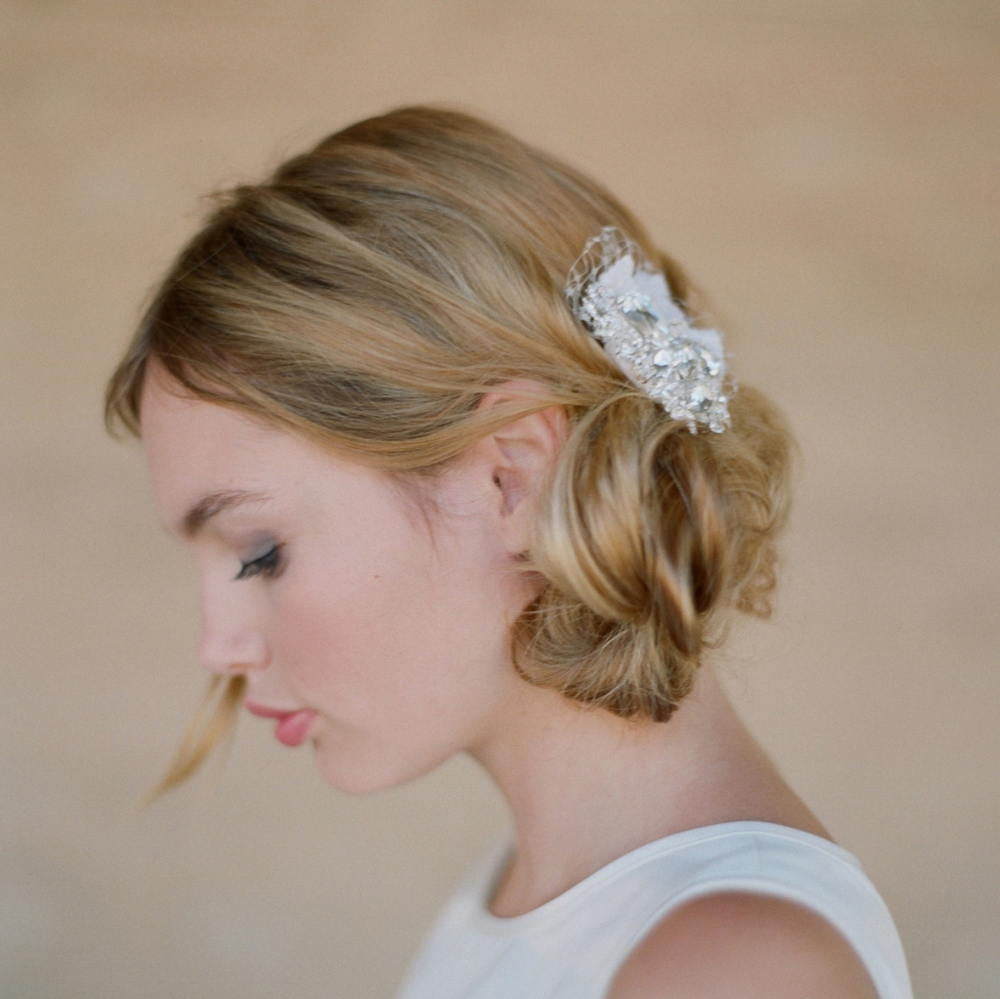 Well Known Wedding Hairstyles For Bridesmaids With Short Hair For Indian Bridal Hairstyles For Short Hair Video Wedding Bob Bride (View 15 of 15)