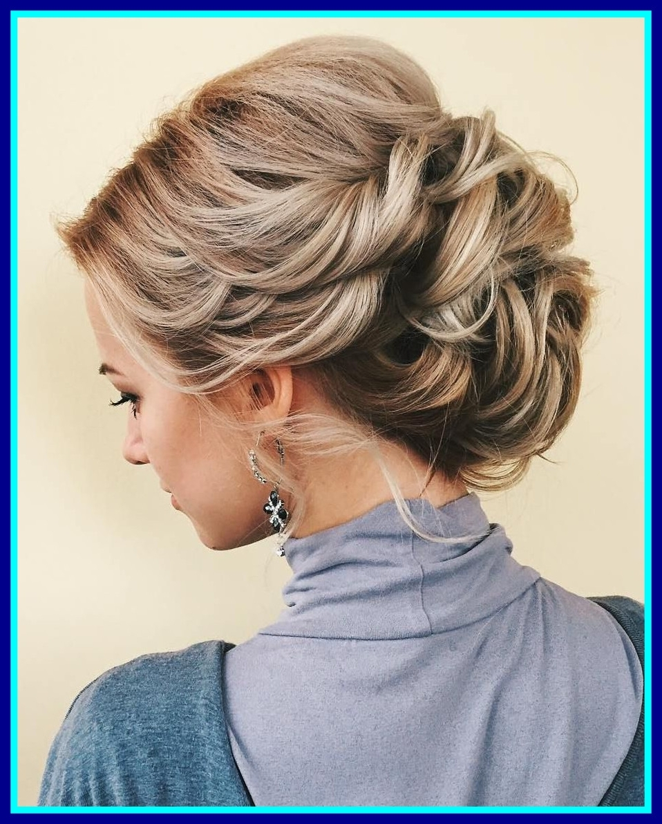 Well Known Wedding Hairstyles For Long Thin Hair In Incredible For Thin Hair That Score Maximum Style Point Updo Picture (View 14 of 15)