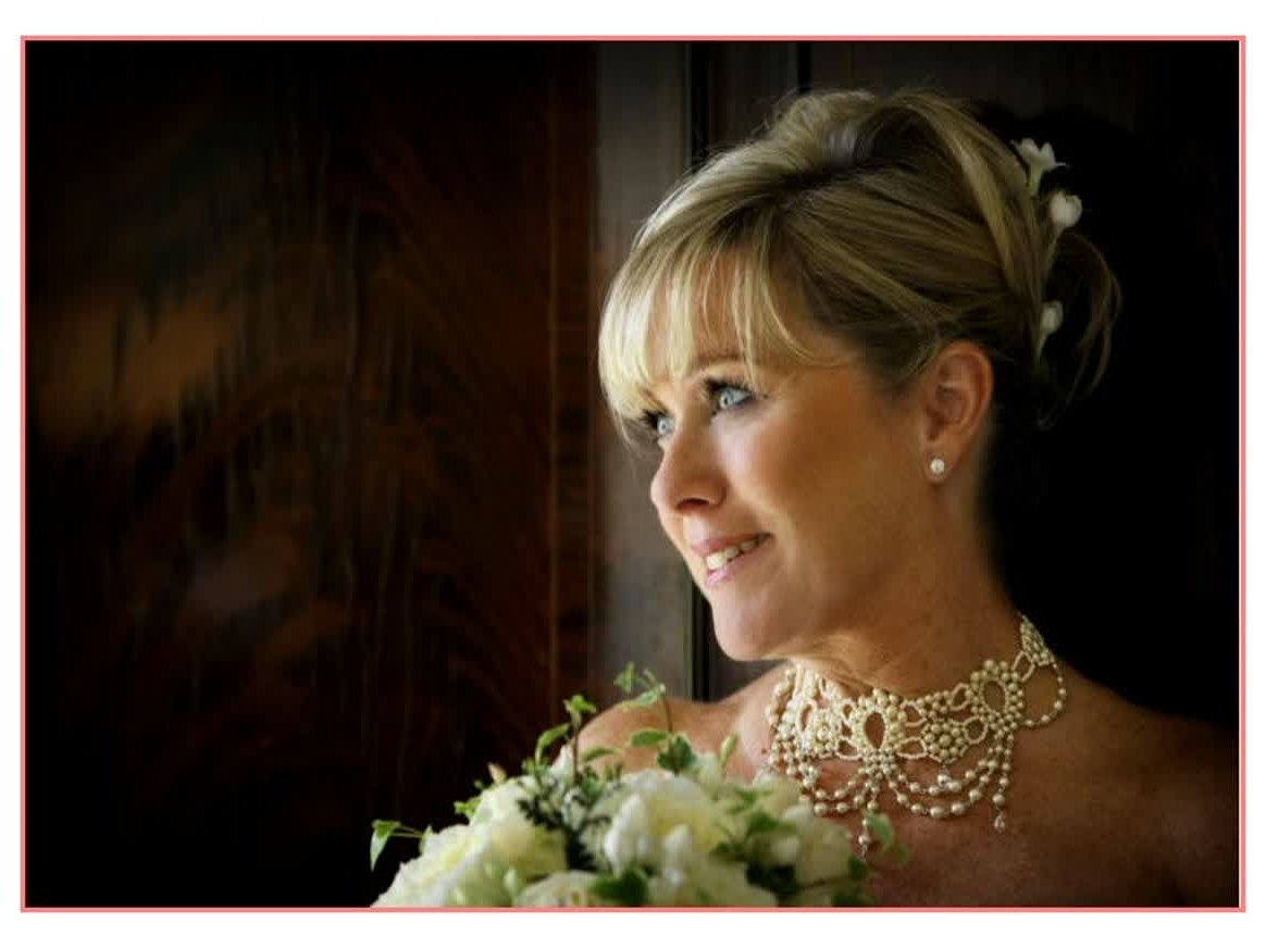 Well Known Wedding Hairstyles For Mature Bride Regarding Cute Hairstyles Wedding Hairstyles For Mature Brides – Best (View 5 of 15)