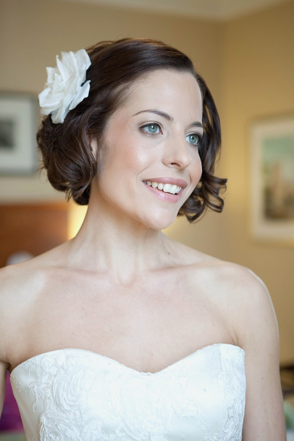 Well Known Wedding Hairstyles For Older Bride With Regard To Wedding Hairstyles : Best Wedding Hairstyles For Bride To Make You (View 14 of 15)