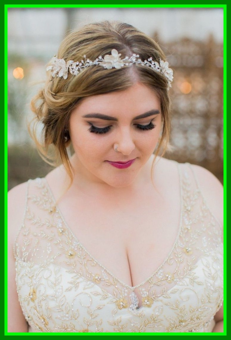 Well Known Wedding Hairstyles For Round Faces Throughout Stunning Layered Hairstyles For Curly Long Hair Ideas Me Pict Of (View 14 of 15)