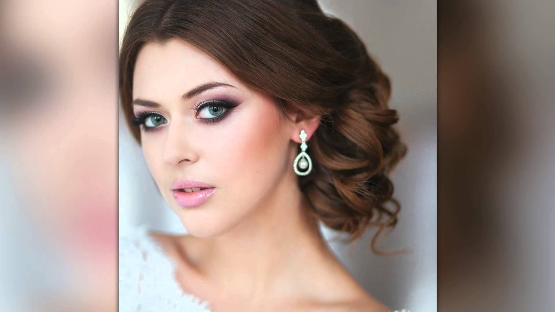 Well Known Wedding Reception Hairstyles For Guests Intended For Top Wedding Hairstyles Of 2015 – Bride Hairstyles 2015 – Youtube (View 6 of 15)