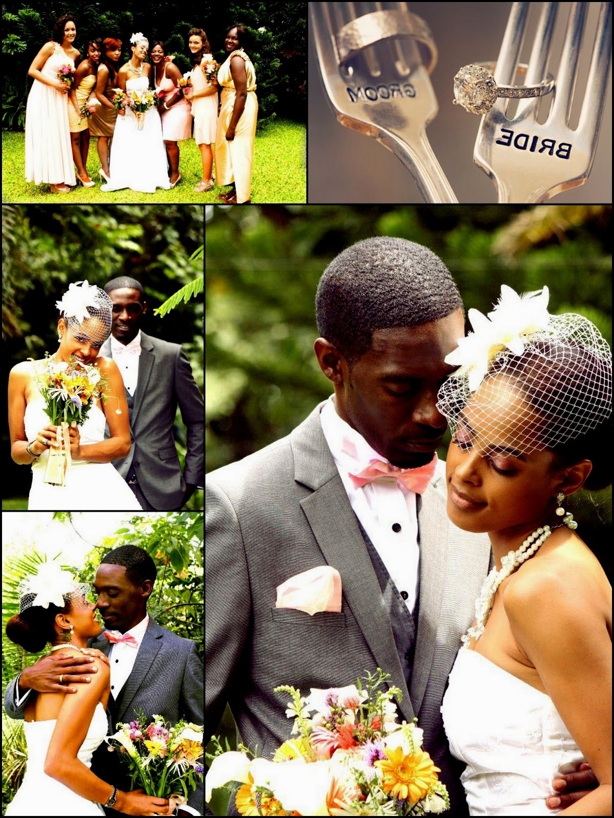 Well Known Zambian Wedding Hairstyles Pertaining To Bridal Hairstyles In Zambia (View 12 of 15)