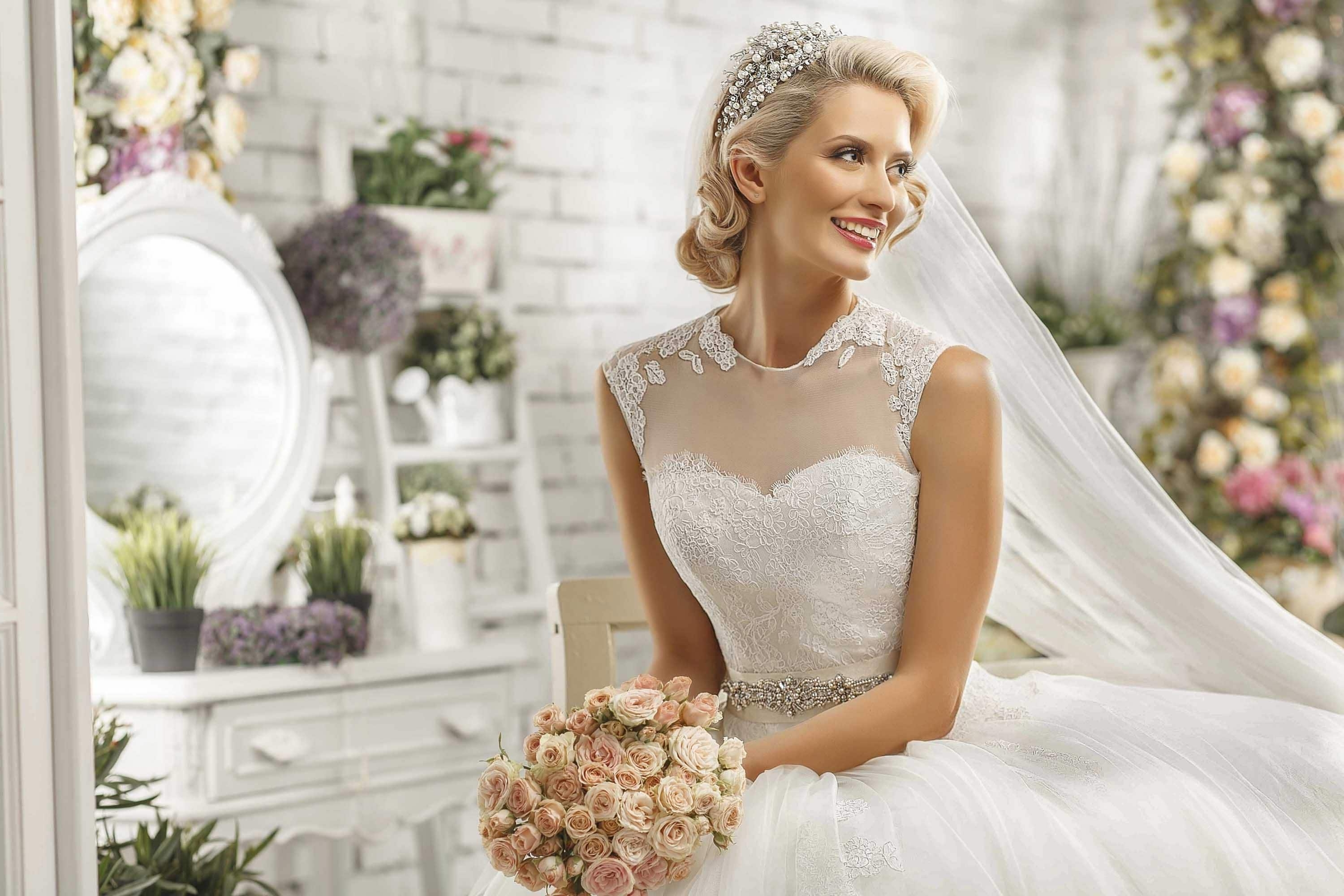 Well Liked Classic Wedding Hairstyles Regarding Classic Wedding Hairstyles (View 14 of 15)