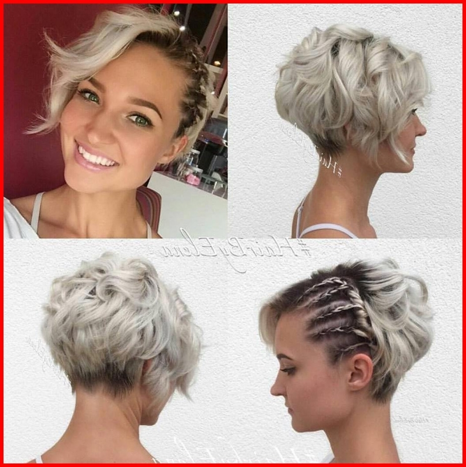 Well Liked Wedding Hairstyles On Short Hair Inside Awesome Wedding Hairstyles Short Hair Pictures Image Of Wedding (View 2 of 15)