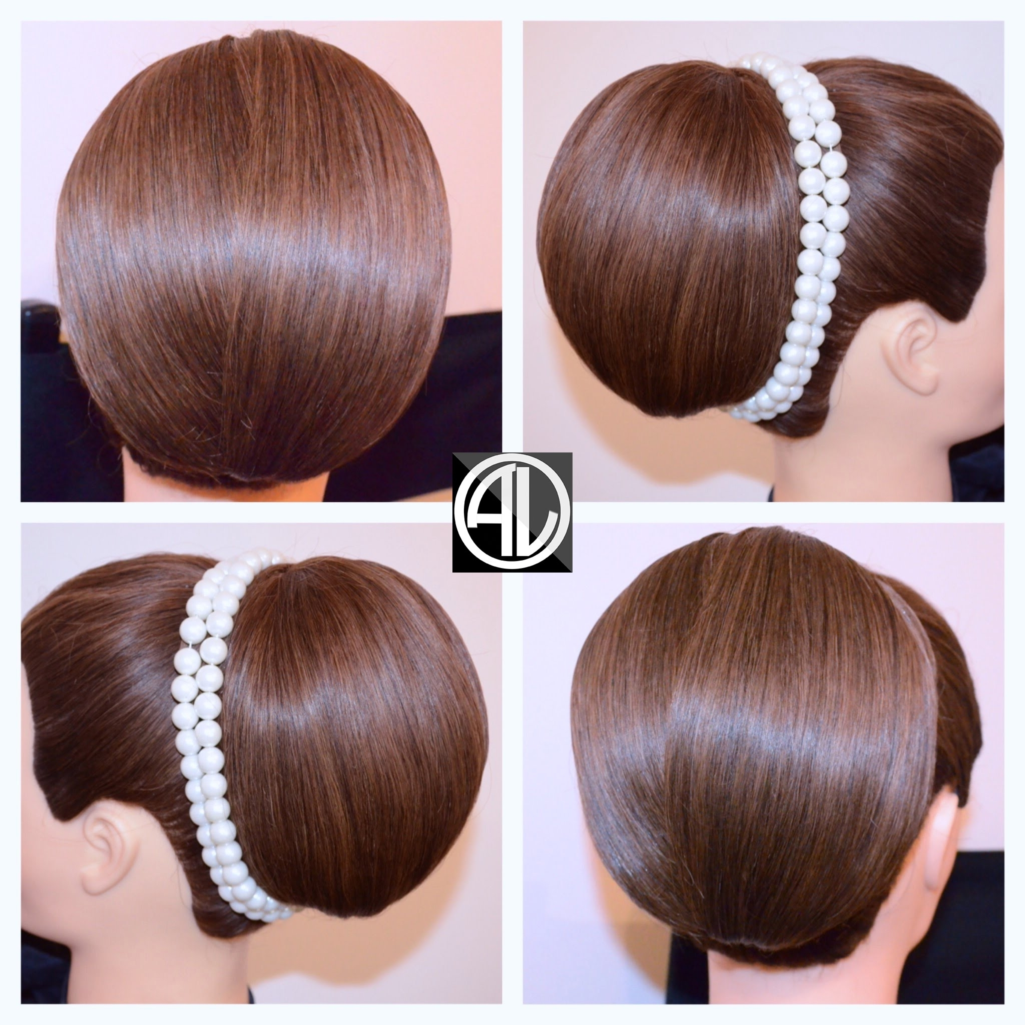 Widely Used Audrey Hepburn Wedding Hairstyles Regarding Vintage Hair 60s Hairstyle Udp Bridal Asian Classy Wedding Hairstyle (View 2 of 15)
