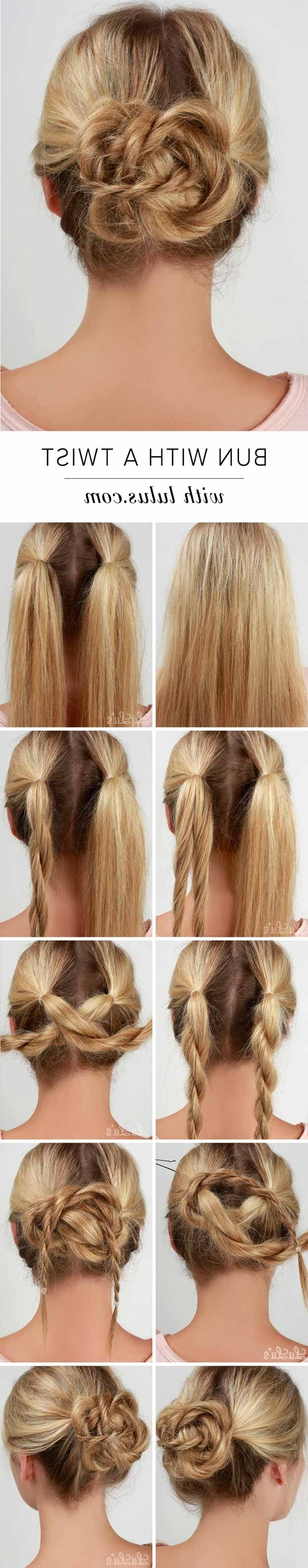 Widely Used Diy Wedding Guest Hairstyles With 31 Wedding Hairstyles For Long Hair – The Goddess (View 3 of 15)