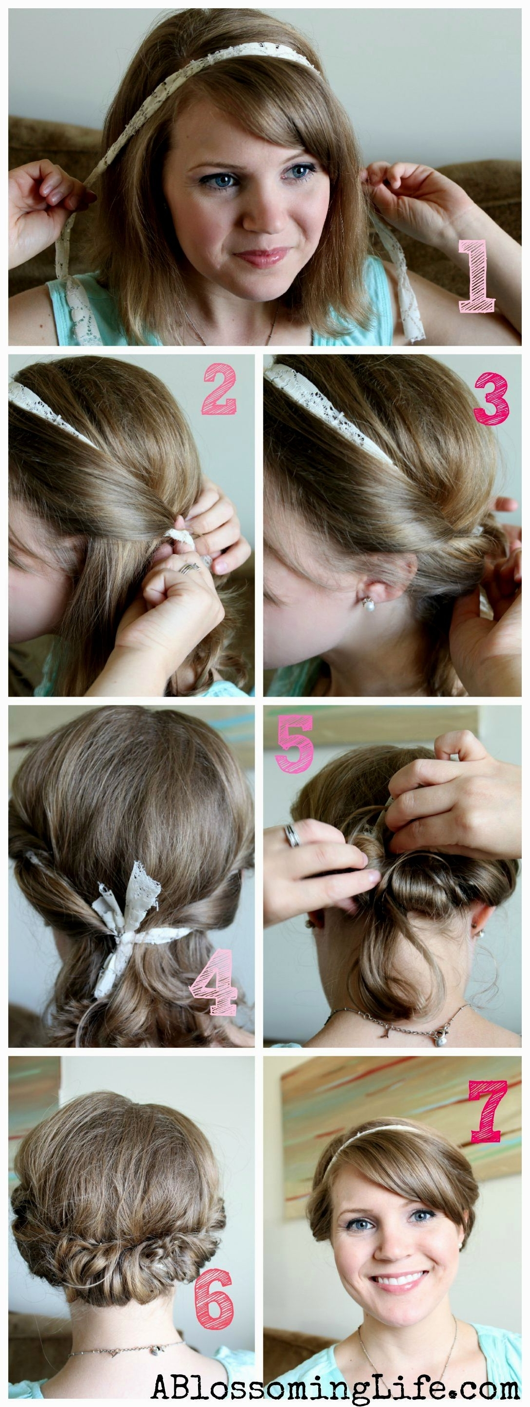 Widely Used Easy Bridal Hairstyles For Short Hair Regarding Easy Wedding Hairstyles For Short Hair (View 15 of 15)