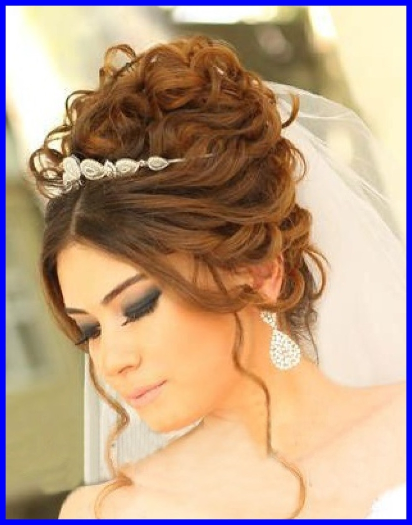 Widely Used Modern Wedding Hairstyles For Bridesmaids Within Fascinating Hairstyles For Long Thick Wavy Hair Justswimfl Wedding (View 15 of 15)