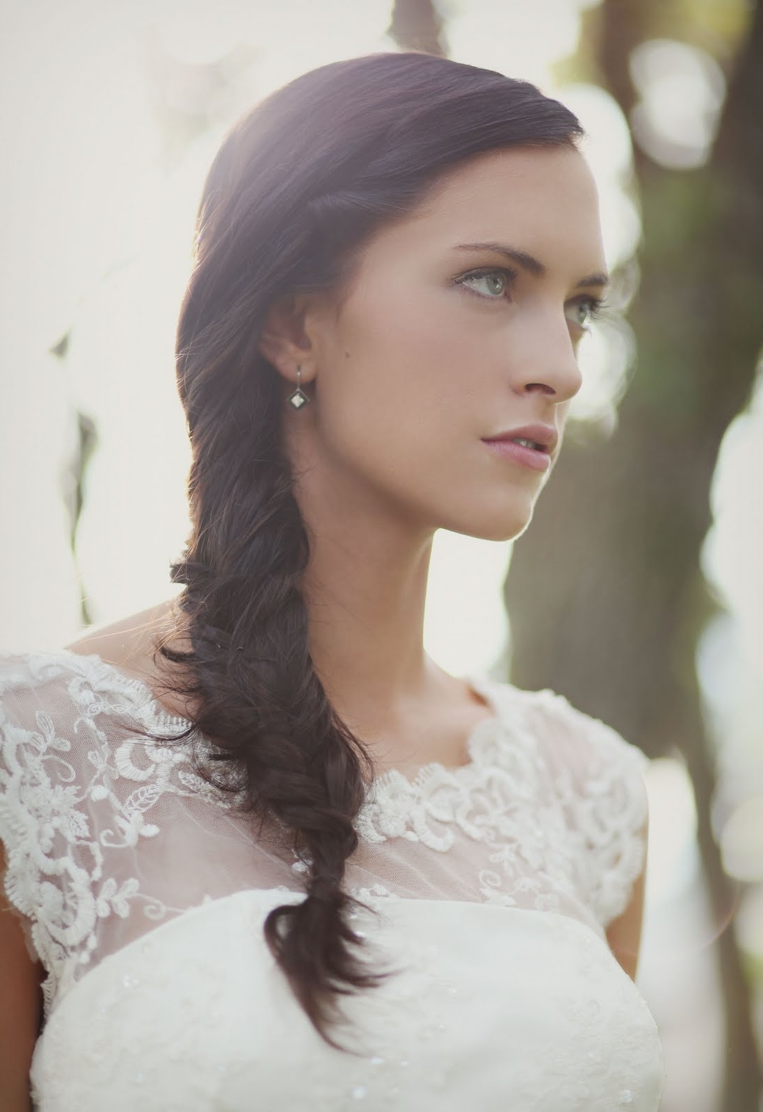 Widely Used Wedding Hairstyles Down For Thin Hair Pertaining To 10 Bridal Hairstyle Ideas For Fine Hair – Hair World Magazine (View 15 of 15)