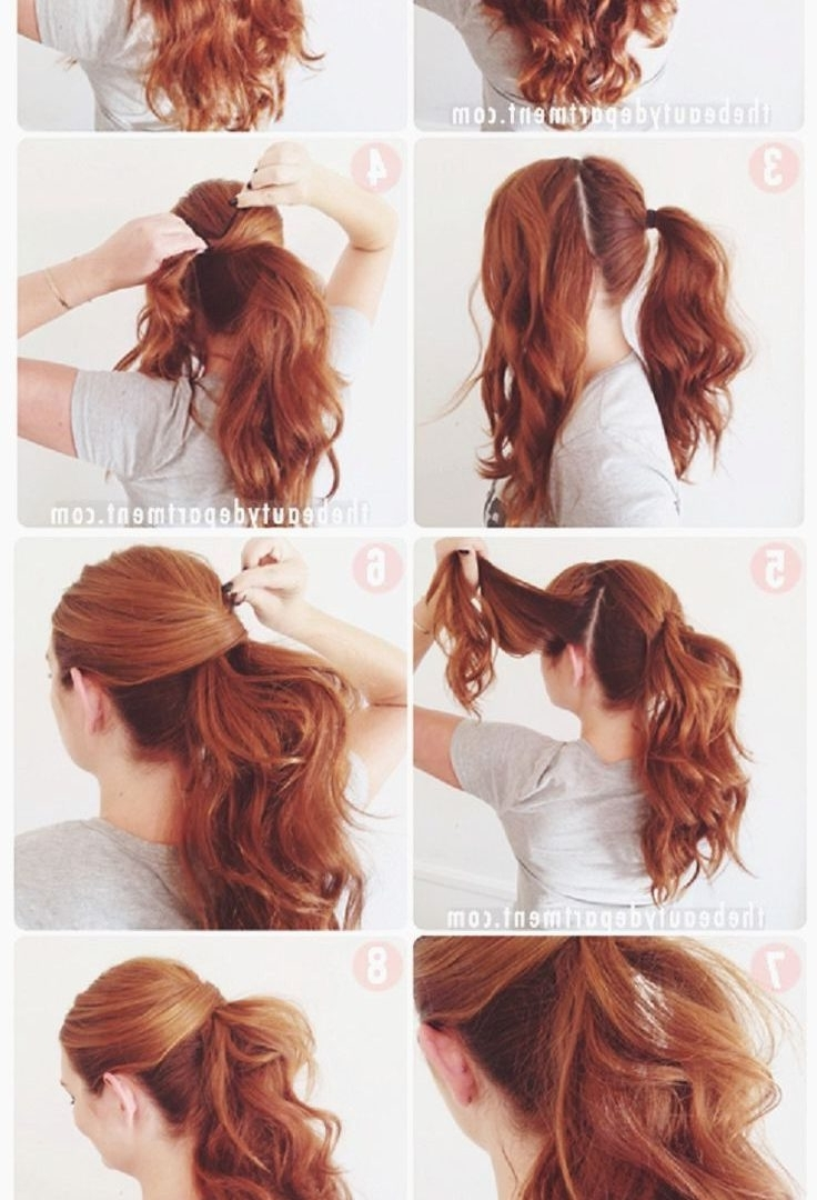 Widely Used Wedding Hairstyles For Long Red Hair With Regard To Women Hairstyle Prom Up Hairstyles For Long Hair Updo To Impressive (View 15 of 15)
