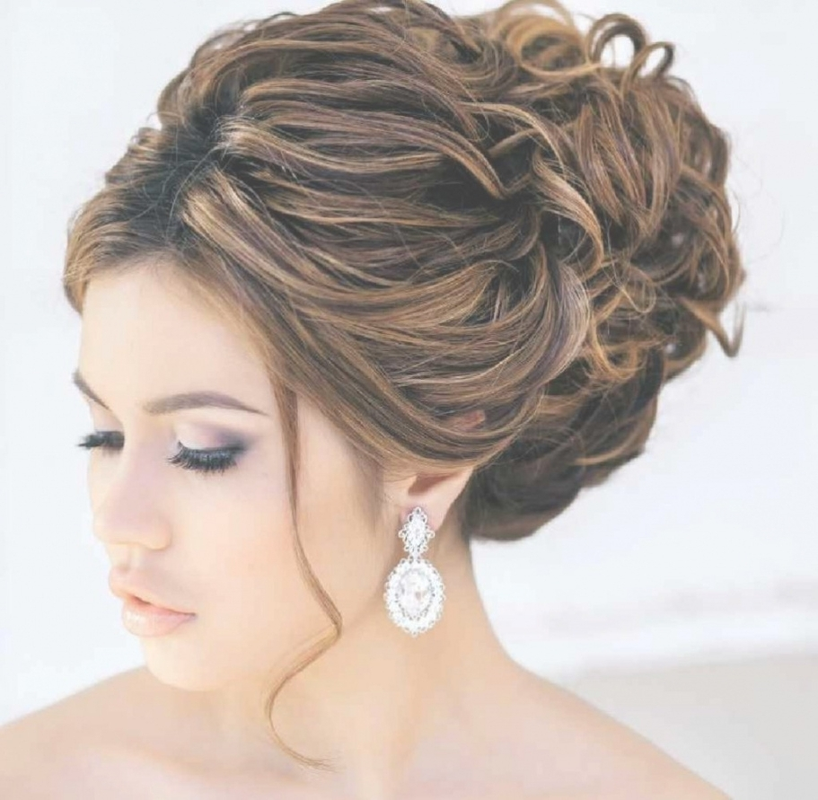 Widely Used Wedding Hairstyles For Short Hair Pertaining To Amusing Bridal Hairstyles For Short Hair (View 14 of 15)