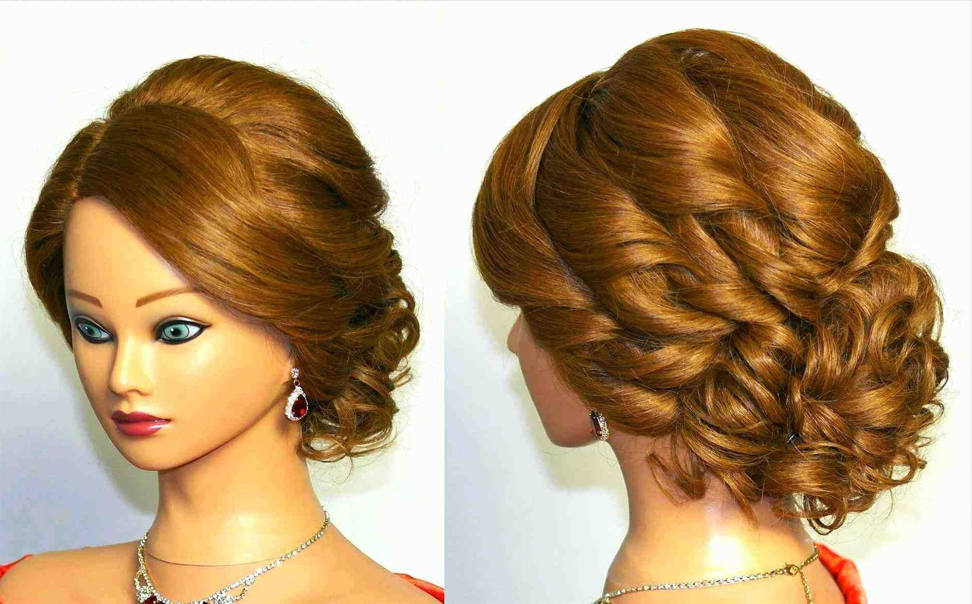 Widely Used Wedding Hairstyles For Short To Mid Length Hair Throughout Bridal Hairstyles For Short Hair Unique Up Medium Length Thin Hair U (View 15 of 15)