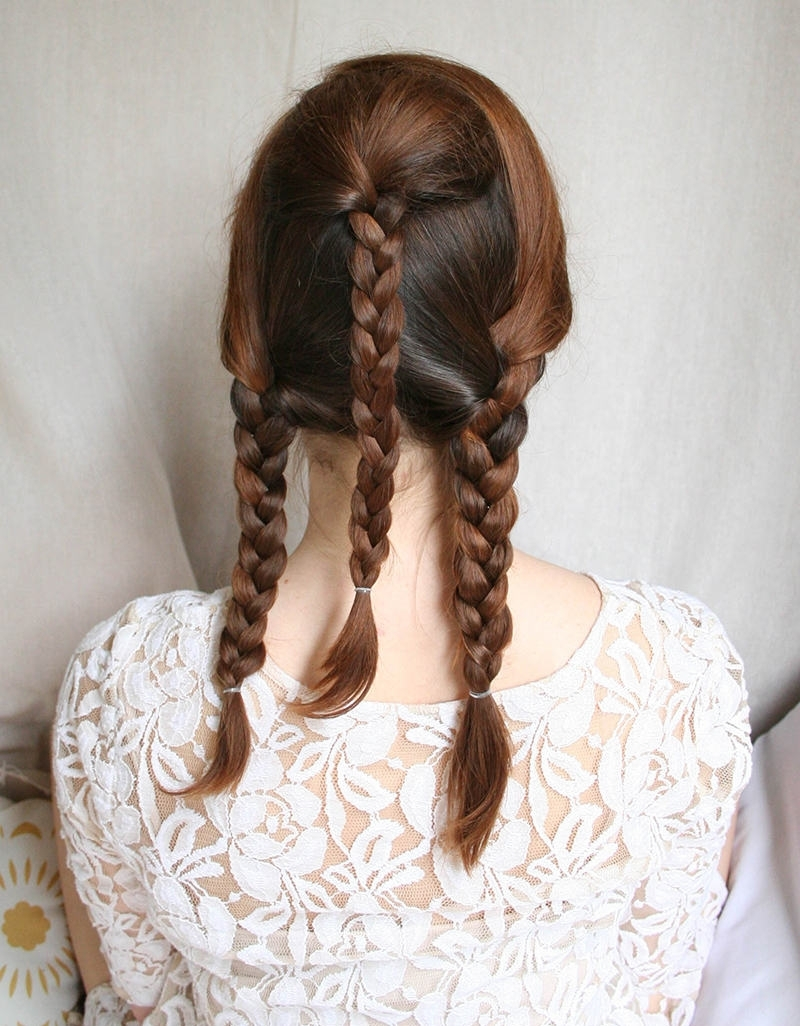 You Can Rock A Braided Updo At Your Next Wedding Event – Hairstyle In Newest Wedding Event Hairstyles (Gallery 3 of 15)