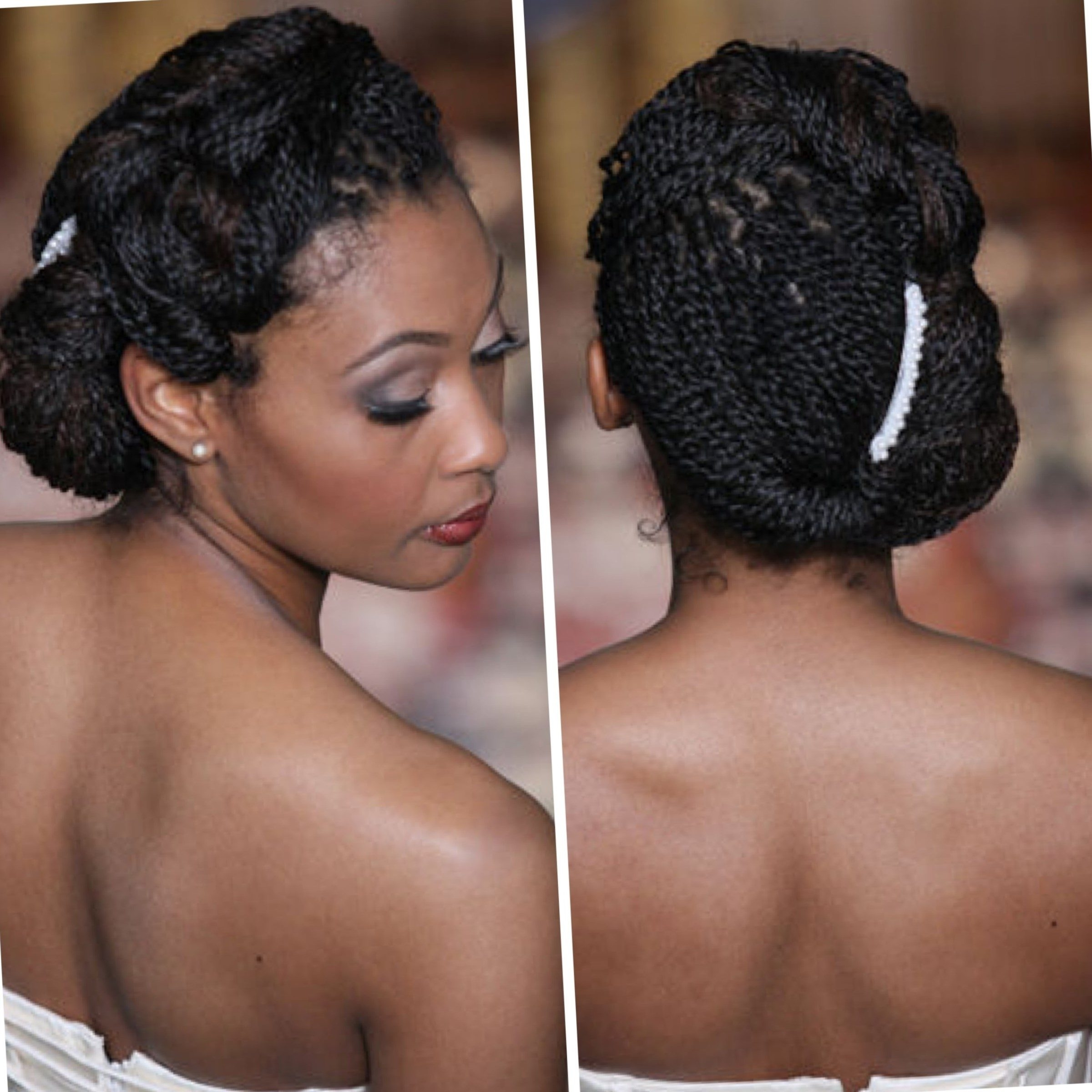 Your Guide To The Best Hairstyles – New Ideas For 2018 Regarding Well Liked Wedding Hairstyles With Dreads (Gallery 4 of 15)