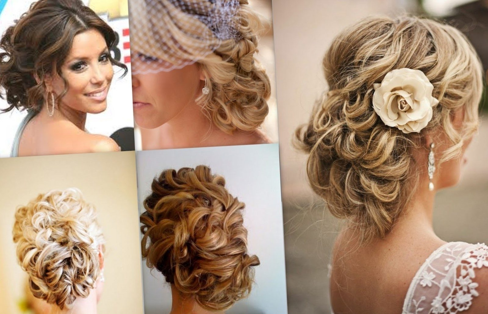 Your Guide To The Best Hairstyles – New Ideas For 2018 Throughout Latest Buns To The Side Wedding Hairstyles (View 15 of 15)