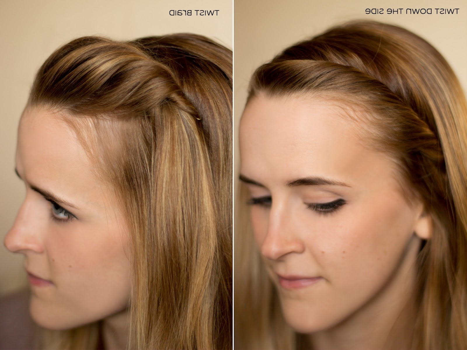 15 Ways To Pull Back Your Bangs (View 2 of 15)